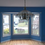 Essex county painting service, blue room